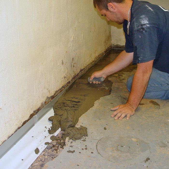 To Install The Dehumidifier Can Increase The Cost Of The Drain Tile