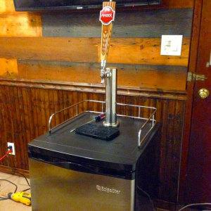 kegerator beermeister keg amber beer price